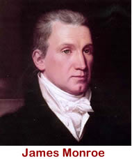 the era of good feelings as a member of the confederation congress from virginia in the 1780s delegate james monroe was one of the leading proponents of the northwest ordinance