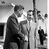 JFK and Nixon