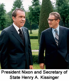 nixon kissinger